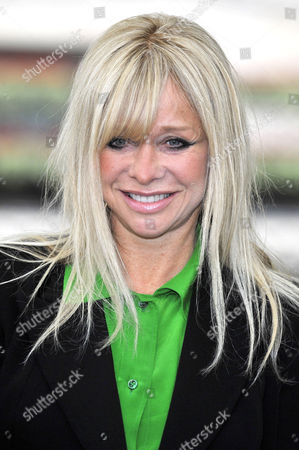 Editorial photo of Jo Wood and Roland Fasel launch 'Future Great Trees' campaign - London, Britain - 14 Nov 2011