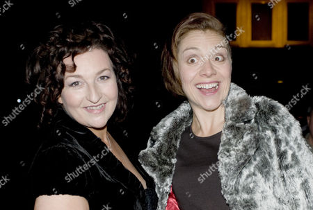 Karen Dumbar and Blythe Duff