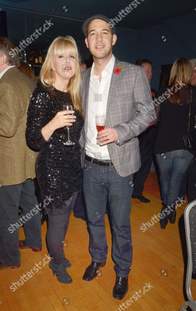 Stock Picture of Maria Kempinska and Jamie Lester