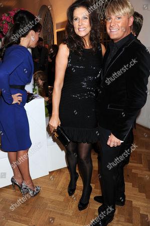 Slavica Ecclestone and Gary Cockerill