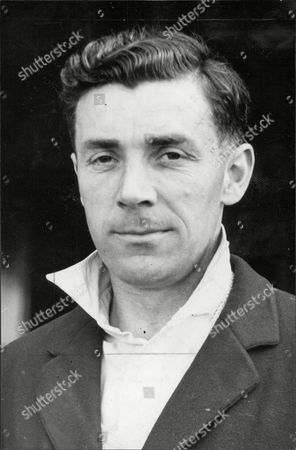 Doug Wright Cricketer With Kent 1948.