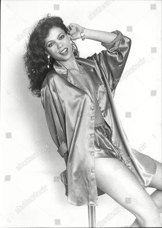 Fashion Model Jacqueline Murphy (jacky Murphy)