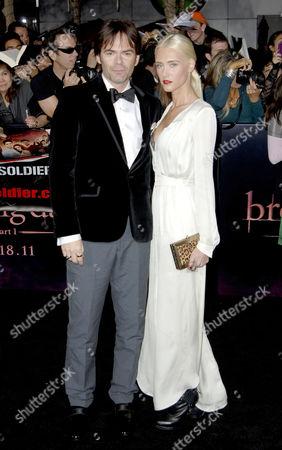 Billy Burke & wife Pollyanna Rose