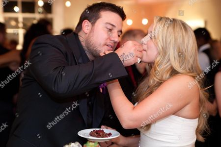 Christopher Carney and Tiffany Thornton