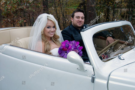 Tiffany Thornton and Christopher Carney