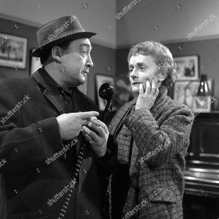 Stock Picture of Tommy Godfrey and Patsy Smart