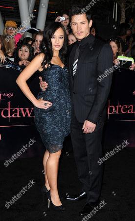 Alex Meraz and Kim Meraz