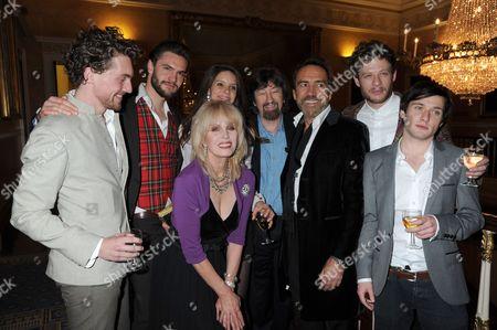 Tom Bateman, Rory Fleck-Byrne, Sonya Cassidy, James Norton, Joseph Drake, Joanna Lumley, Robert Lindsay, Sir Trevor Nunn and Sonya Cassidy