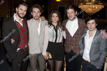 Tom Bateman (Prince Richard), Rory Fleck-Byrne (King Philip of France), Sonya Cassidy (Princess Alais), James Norton (Prince Geoffrey) and Joseph Drake (Prince John)