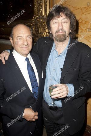 Arnold M Crook and Sir Trevor Nunn