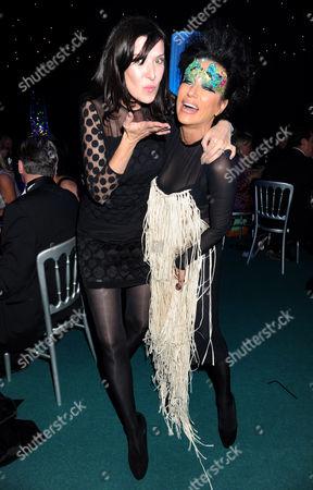Stock Photo of Ronni Ancona and Nancy Dell' Ollio
