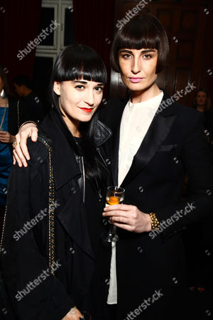 Stock Picture of Hannah Marshall and Erin O'Connor