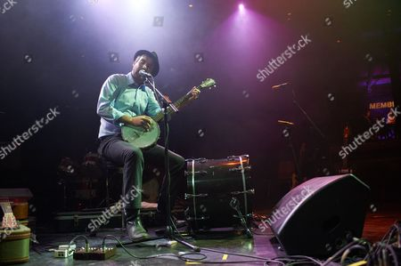 Editorial picture of William Elliot Whitmore in concert at the Roundhouse, London, Britain - 16 Nov 2011