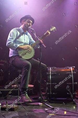 Editorial photo of William Elliot Whitmore in concert at the Roundhouse, London, Britain - 16 Nov 2011
