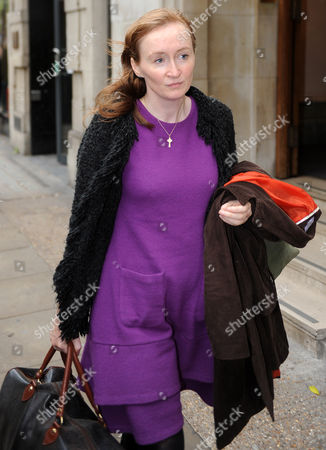 Teresa Bogan Series Producer For Countryfile Leaves The Central London Employment Tribunal. Re Miriam O'reilly / BBC's Country File Programme.