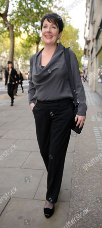 Miriam O'Reilly Arrives The Central London Employment Tribunal.re BBC's Country File Programme.