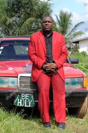 Pastor Joshua Milton Blayhi Aka General Butt Naked One Of The Liberian Civil War's Most Notorious Warlords Now Turned Evangelist.  See Story Edna Fernandes