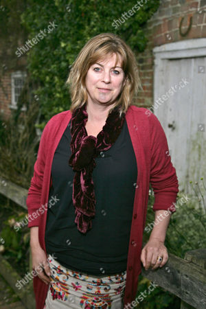 Editorial picture of Sarah Raven promoting her book 'Wild Flowers' at The Watermill Theatre, Bagnor, Berkshire, Britain - 16 Nov 2011