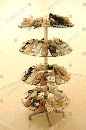Editorial picture of Gesamtkunstwerk: New Art from Germany, Saatchi Gallery, London, Britain - 17 Nov 2011