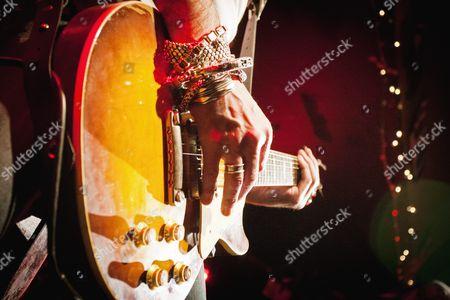 """A true rocknroll legend - Brian """"Robbo"""" Robertson (ex Thin Lizzy, Motörhead)"""