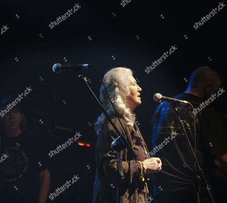 """""""The Queen"""" Philomena Lynott (mother of Phil Lynott in legendary Thins Lizzy)"""