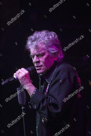 Editorial photo of Rock Meets Classic concert in Zurich, Switzerland - 16 Jan 2011