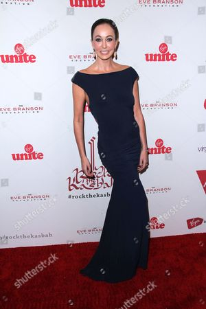Editorial image of 5th Annual Rock The Kasbah Fundraiser Supporting Virgin Unite and The Eve Branson Foundation, Boulevard 3, Los Angeles, America - 16 Nov 2011
