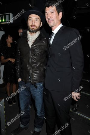 Editorial picture of 'William Turnbull: Beyond Time' film premiere at the ICA, London, Britain - 17 Nov 2011