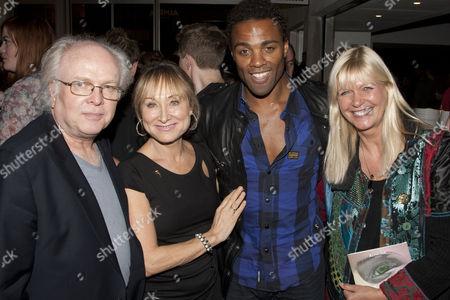 Michael Attenborough (Director), Karen Lewis, Ray Fearon and Julie Peasgood