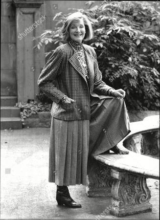 Barbara Murray Who Plays Lydia Wheatley Brett In The Television Programme The Bretts