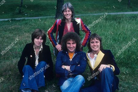 Smokie - Pete Spencer, Chris Norman, Terry Uttley and Pete Spencer, Bradford