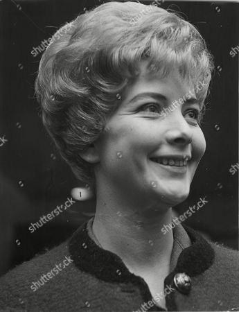 June Thorburn Actress.