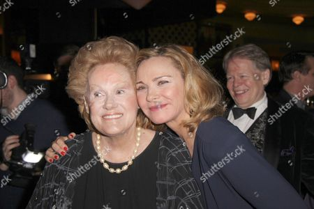 Stock Photo of Tammy Grimes and Kim Cattrall