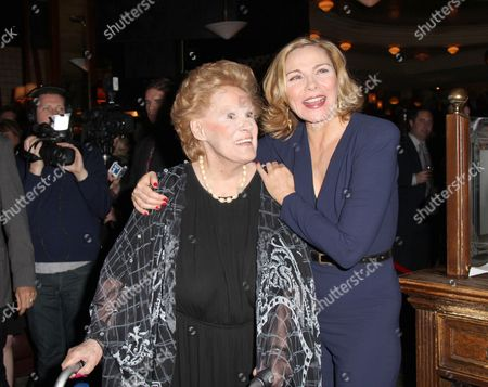 Editorial photo of 'Private Lives' Opening Night, New York, America - 17 Nov 2011