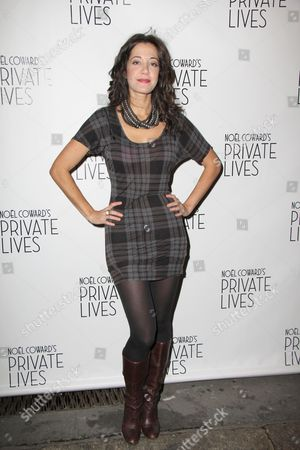 Editorial picture of 'Private Lives' Opening Night, New York, America - 17 Nov 2011