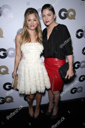 Editorial image of GQ 'Men Of The Year' Party, Los Angeles, America - 17 Nov 2011