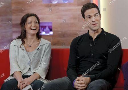 Editorial photo of 'Daybreak' TV Programme, London, Britain - 18 Nov 2011