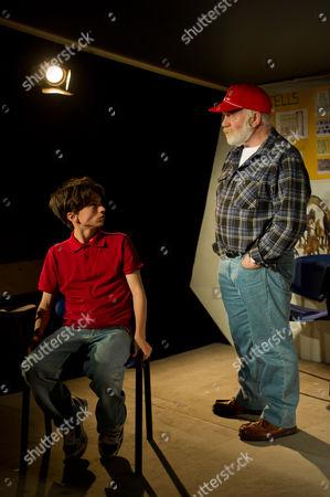 'How the World Began' - Perry Millward (as Micah) and Ciaran McIntyre (as Gene)