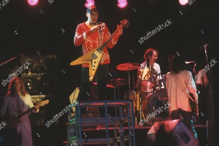Editorial photo of Cheap Trick