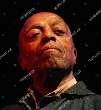 Editorial photo of Roy Haynes in Concert, London Jazz Festival, Queen Elizabeth Hall, London, Britain - 18 Nov 2011