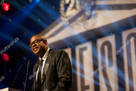 Stock Image of Forrest Whitaker