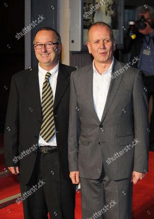 Adrian Hodges and david Parfitt