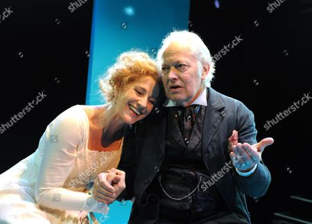 'Judgement Day' - Penny Downie as Irena and Michael Pennington as Arnold Rubek