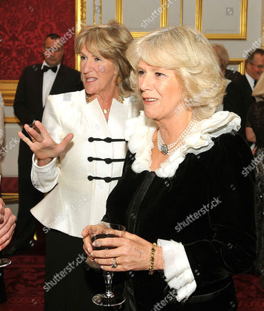 Editorial photo of Reception for 25th anniversary of the National Osteoporosis Society, St James's Palace, London, Britain - 21 Nov 2011