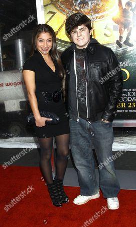 Editorial image of 'Hugo' Film Premiere, New York, America - 21 Nov 2011