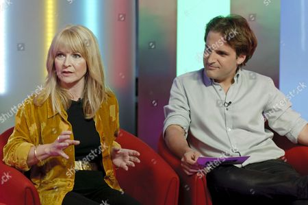 Toyah Willcox and Steve Hargrave