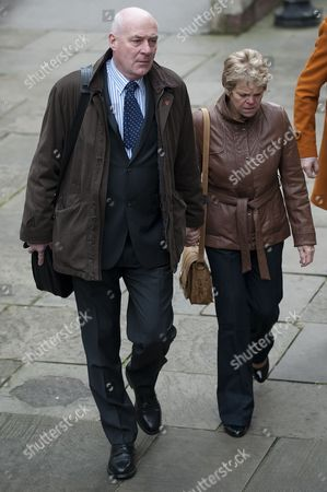 Milly Dowler's parents Bob Dowler and Sally Dowler