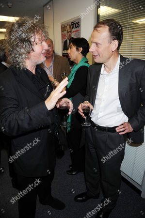 Editorial photo of Launch of 'Dave and Nick: The Year of the Honeymoon' by Ann Treneman, London, Britain - 22 Nov 2011