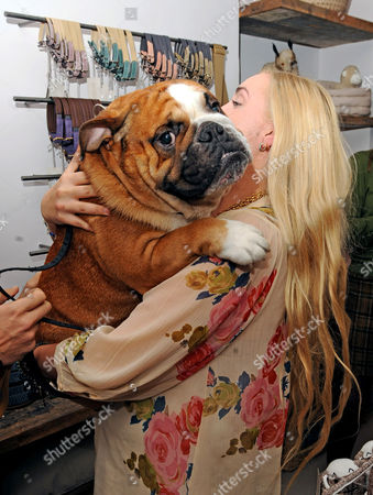 Editorial picture of 'Yasmin Le Bon's Diggin' Dog party', London, Britain - 22 Nov 2011