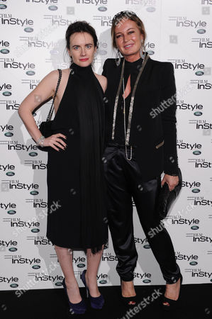 Stock Photo of Eilidh MacAskill and Eva Cavalli